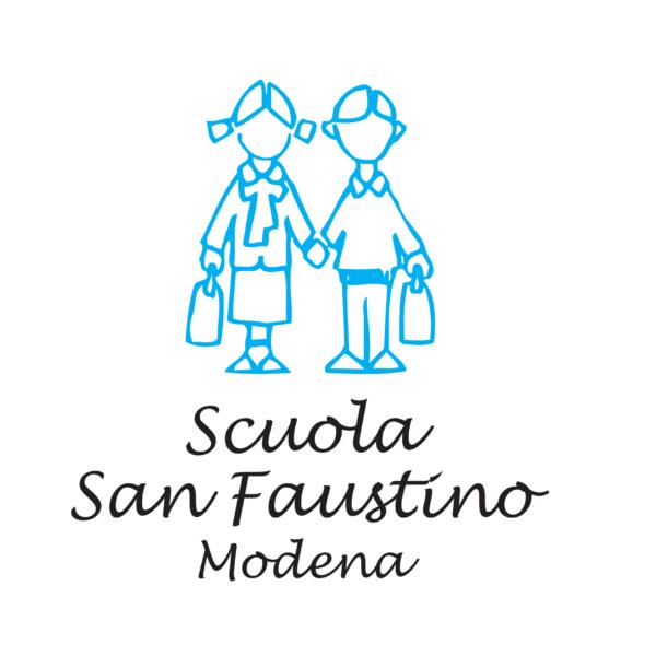 Logo Scuola SanFaustino colori+MO-1